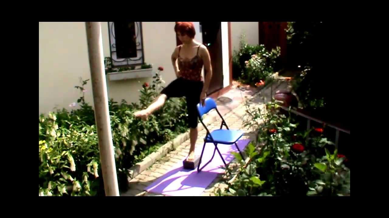 упражнения для коксартроза тазобедренного сустава видео