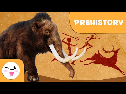 Prehistory - 5 Things You Should Know - History for Kids