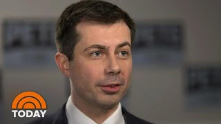 Pete Buttigieg: It 'Would Be Very Difficult' For Bernie Sanders To Beat Trump | TODAY