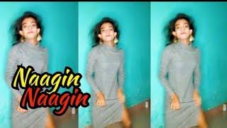 Naagin HEROIN | MASUM MAHI | nepali song cover dance | all time masti