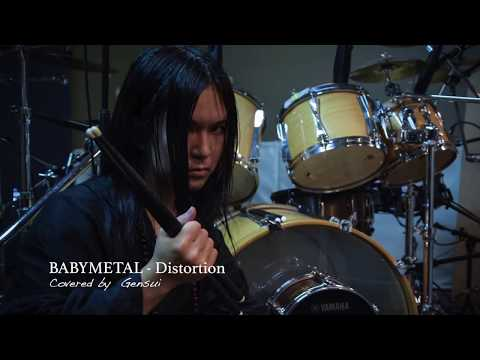 BABYMETAL- Distortion Drum Cover