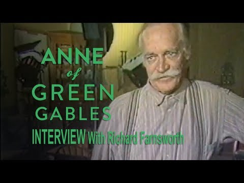 Richard Farnsworth from Anne of Green Gables