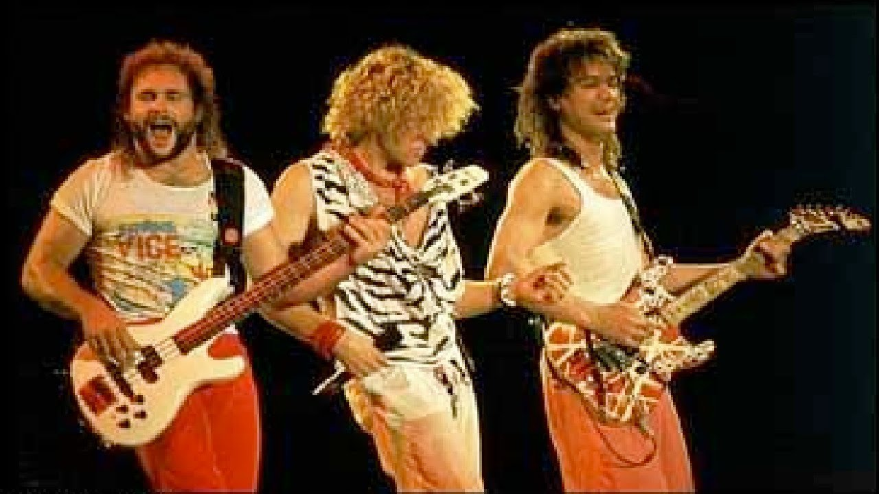 Van Halen Best Of Both Worlds From Live Without A Net New Haven Usa 1986 Widescreen 720p Youtube