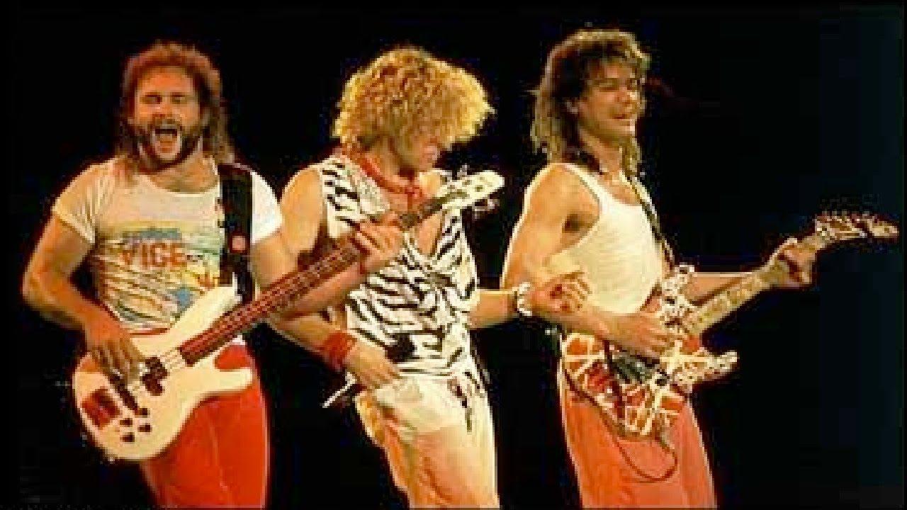 Love Walks Van Halen