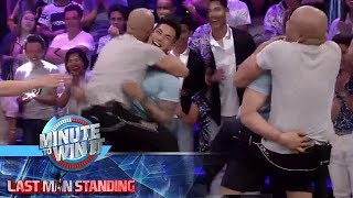 Minute To Win It: Wacky Kiray, napayakap sa pagdating ni Kuya Escort Ion