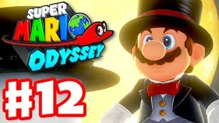 Super Mario Odyssey - Gameplay Walkthrough Part 12 - Cap Kingdom 100%! (Nintendo Switch)