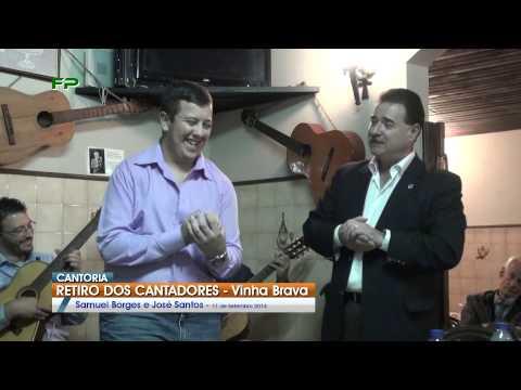 Retiro dos Cantadores -  Cantoria -  Samuel Borges e José Santos - 11 de Setembro 2014
