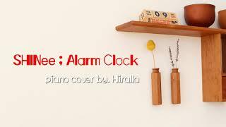 샤이니 (SHINee) - 알람시계 (Alarm Clock) #piano cover by 히랄라 Hirall…