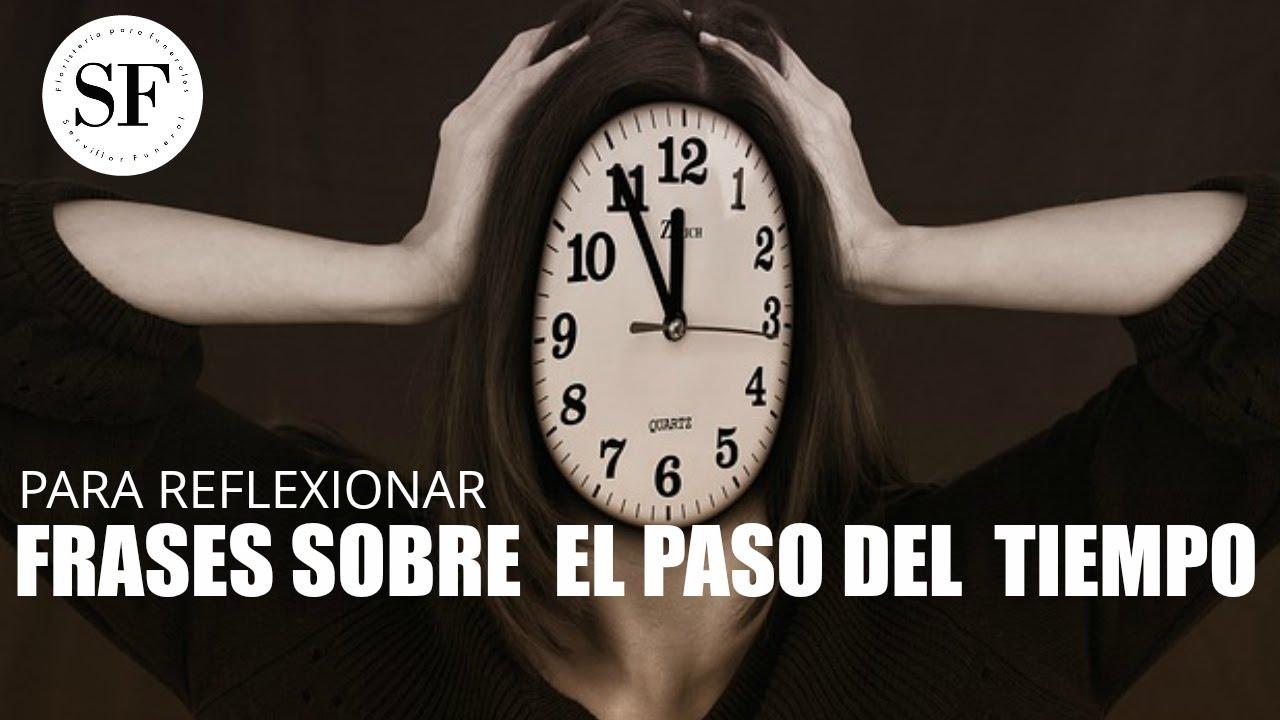 Frases Sobre El Tiempo Reloj Para Reflexionar