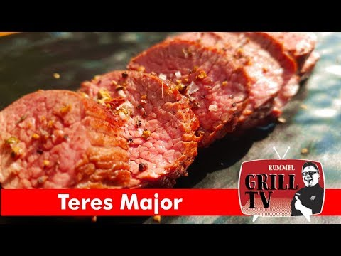 Teres Major Steak perfekt gegrillt