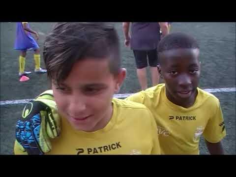 Football U13 Sporting Club de Toulon Entrainement Stade Mercheyer Live TV Sports Saison 2018/2019