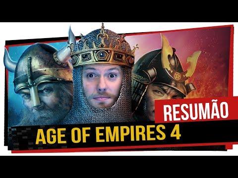 Resumão: Age of Empires 4, Melhor jogo Gamescom, Segredo Pokémon e muito mais!