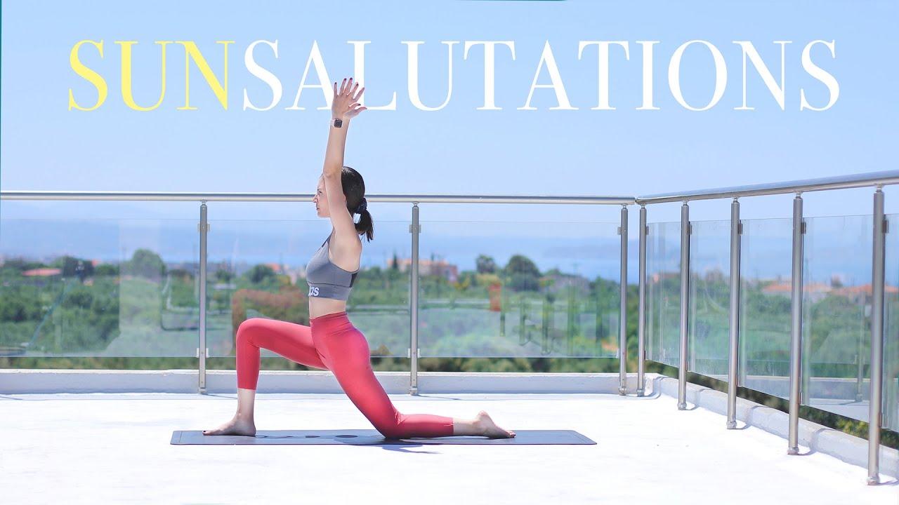 Yoga Fundamentals: Sun Salutation A+B with Nancy Pol (4K)