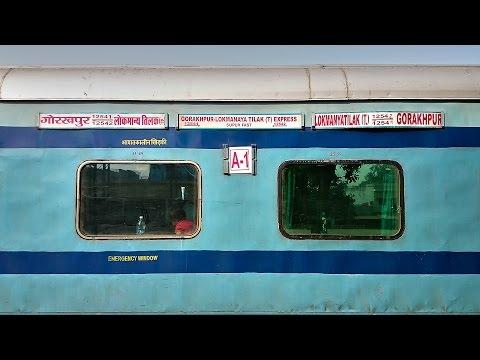 On-Board 12542 Mumbai - Gorakhpur Sant Kabir Dham Express Till Lucknow!!!!!!