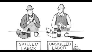 TRUCKING are TRUCK DRIVERS really unskilled labor ?  why Do they want to keep trucking wages low