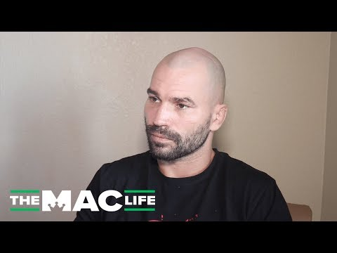 """Artem Lobov on Paulie Malignaggi: """"He's getting mangled; He won't be able to talk after the fight"""""""