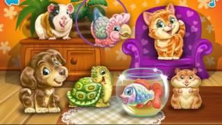 Детские стишки про домашних животных