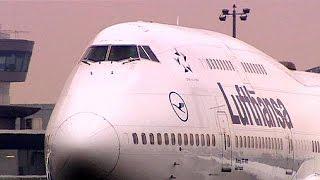 Lufthansa-Piloten streiken bis Mittwoch