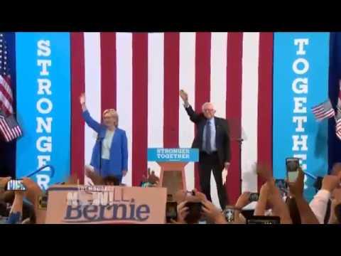 Bernie Sanders - Corporate Media is a Threat to Democracy