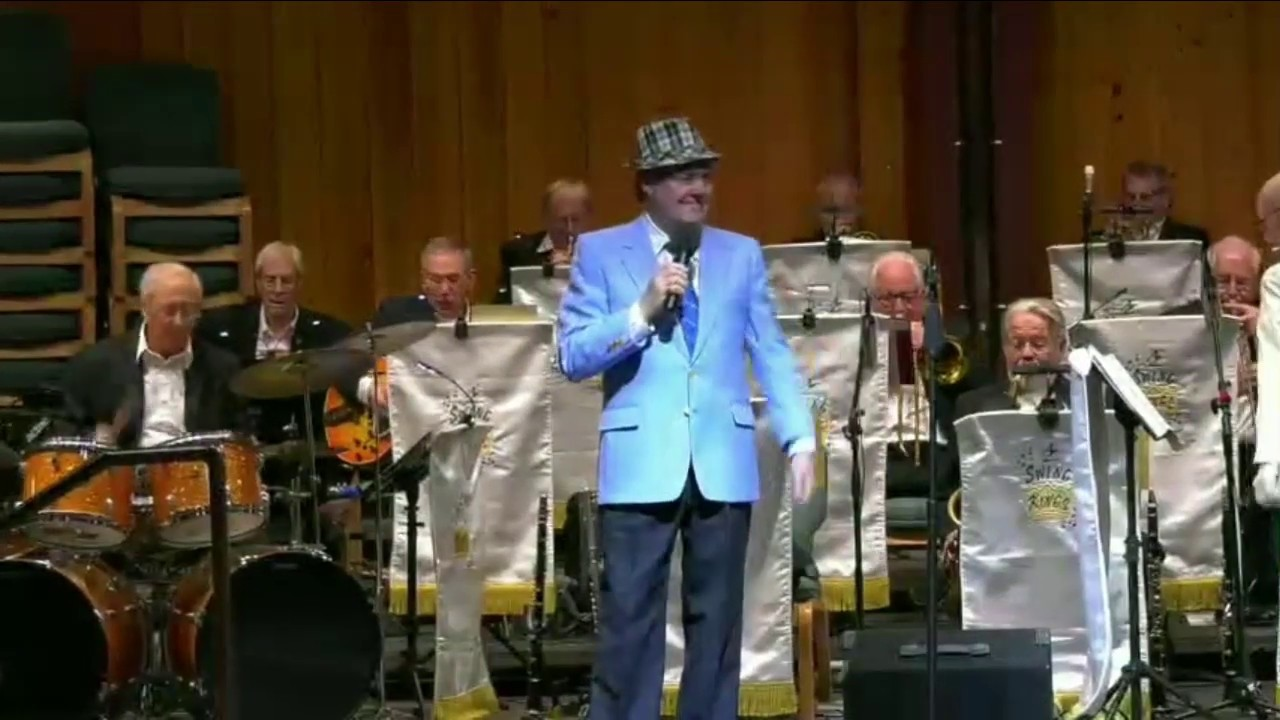 Come Fly with Me - Bob Hope Tribute - featuring Lynn Roberts, with AZ Swing Kings