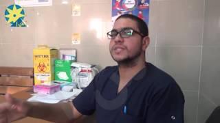 بالفيديو : أسرة فتاة توفيت بالمستشفي العام بالسويس تعتدي علي الأطباء وتحطم المستشفي