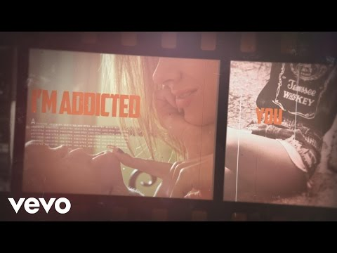Avicii - Addicted To You (Lyric Video)