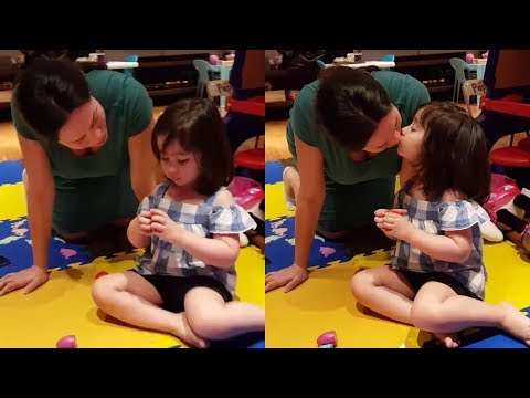 Scarlet Snow Belo so Sweet to Her Sister