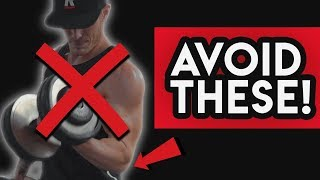 5 Most Common Arm Training Mistakes (AVOID THESE!)
