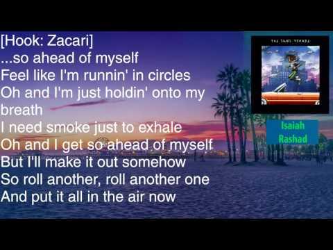 Isaiah Rashad - Wat's Wrong Ft. Kendrick Lamar & Zacari - Lyrics [HD&HQ]