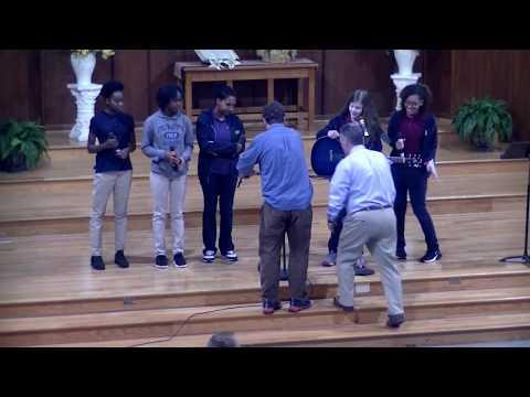 Atholton Adventist Academy Week of Prayer - Monday