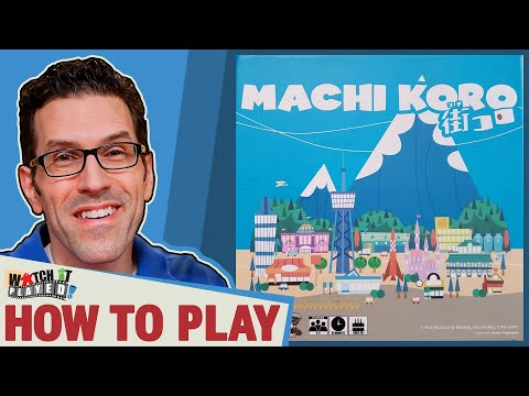 Machi Koro - How To Play
