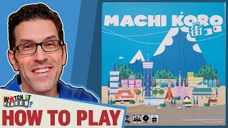 Machi Koro - How To Play