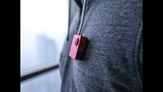 Snap - World's Smallest 4K Action & Wearable Cloud Camera with 180° Flip Lens
