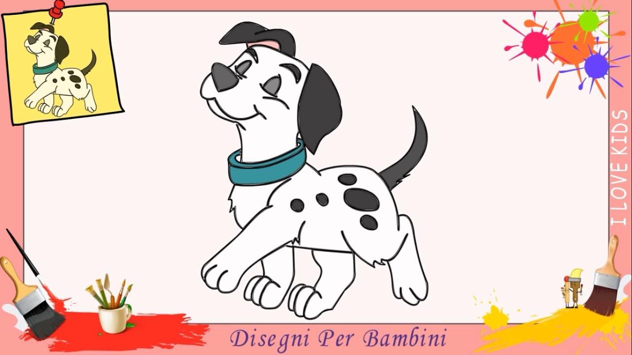 Disegni di cane 3 come disegnare un cane facile passo for Immagini di disegni facili