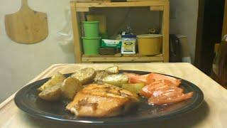 Honey Soy Sauce Salmon Recipe
