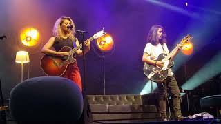 Change your mind by Tori Kelly & Mateus Asato at Jannus live 4/9/19