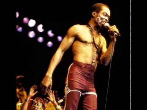 Fela Kuti - I. T. T. (International Thief Thief)