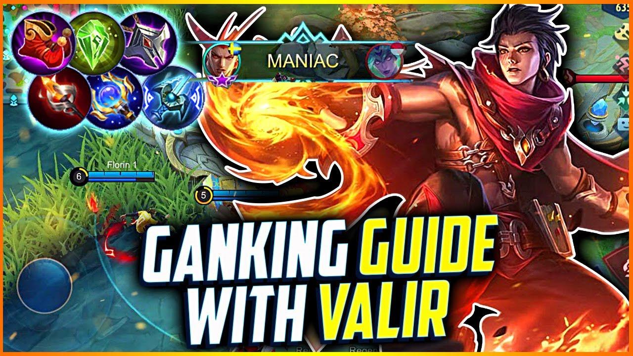 Valir best build 20   Rank 20 Valir Top 20 Global   YouTube