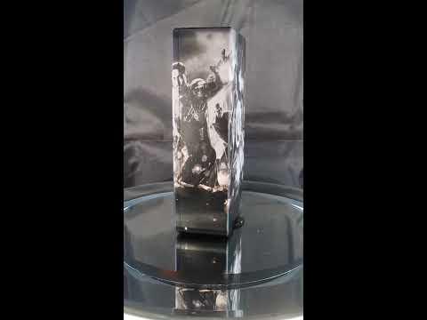 Avengers Vape Box Mod Full Laser Engraving Wrap - Gunstar Mods LLC