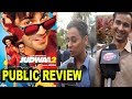Judwaa 2 Public Review & Reaction | Varun Dhawan Jacqueline Fernandez Taapsee Pannu