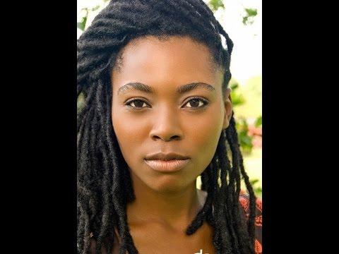 Beautiful Black Women With Locs 2016 - YouTube