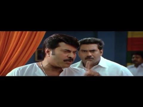 Mammootty & Biju Menon Movie Scene | Nasrani...