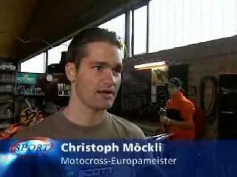 Srf Sport Aktuell Beitrag über Chris Möckli Youtube
