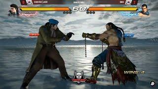 One of the greatest Fighting Game sets of all time | Knee vs JDCR, TEKKEN 7 @ REV MAJOR 2017