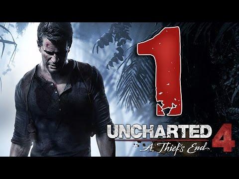 UNCHARTED 4: FINE DI UN LADRO [Walkthrough Gameplay ITA HD - PARTE 1] - Un inizio EPICO!!
