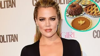 Khloe Kardashian Caught in a Pie Lie! But...Here's Why We Don't Blame Her
