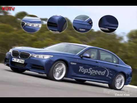 BMW M7 Series 2015
