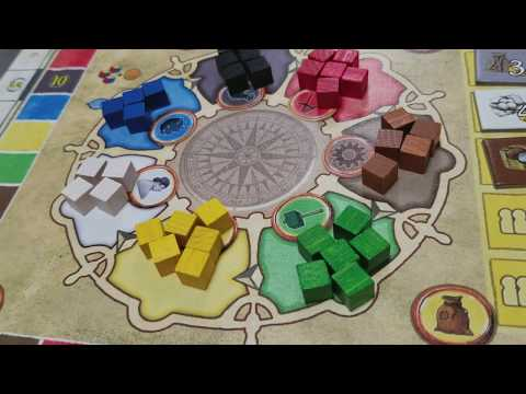 Amerigo: How to Play