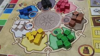 YouTube video Amerigo: How to Play