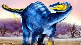 Собираем ДИНОЗАВРА стикеры пазлы динозавры для детей